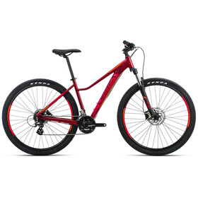 "ORBEA MX ENT 50 - VTT - 29"" orange/rouge"